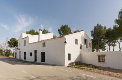 Casa Lo Alto Rural Lodging