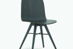 Seed Chair in Black Coloured Ash