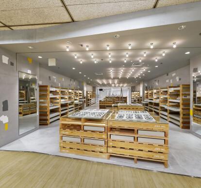JINS Tokyu Hands Ikebukuro Store