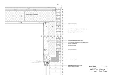 Estate Facade Detail
