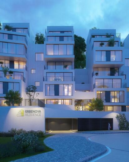 Residential complex Erbenova st.