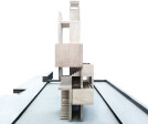 Physical Model - Balsa Wood