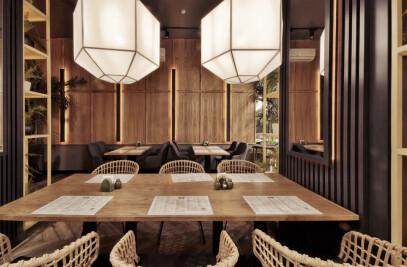 Pan-Asian cafe Lao Bao