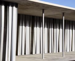 Détail façade Sud Est