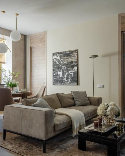 Bolshoy Karetniy Apartment