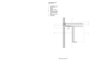 Building D - Curtain Wall Detail