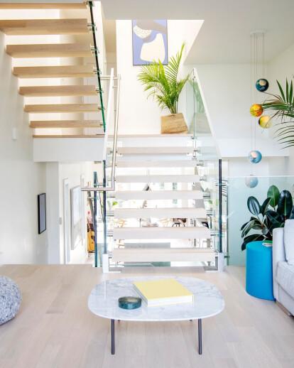 Split Level Urban House