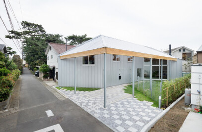 Giant House in Oiso
