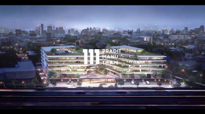111 Praditmanutham by K.E.Group + STU/D/O + YAAF
