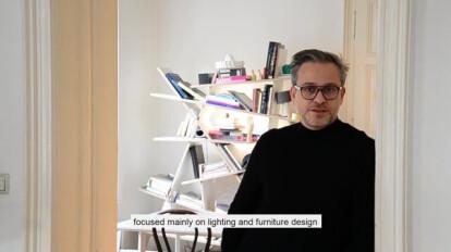 Axolight Welcome to Rainer Mutsch Design Studio