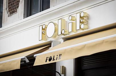FOLIE RESTAURANT  London