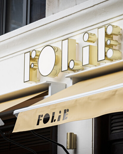 FOLIE RESTAURANT  London