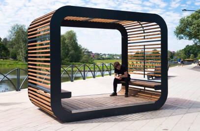 Pavilion CUBE
