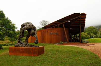Untamed Pavilion