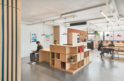 Startup Hub in 22@