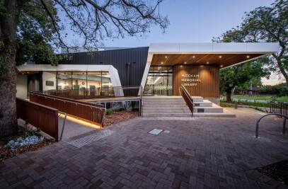 Mitcham Memorial Library