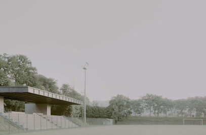MUNICIPAL STADIUM SHELTER