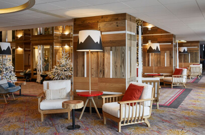 Renovation of the Alpe d'Huez Club Med