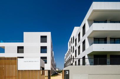 Residential complex in Sitges, Barcelona