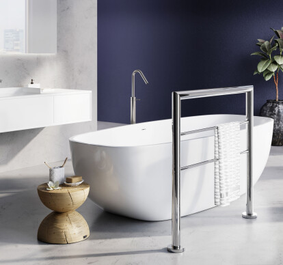 "Towel Rail Heater ""BRIDGE"""