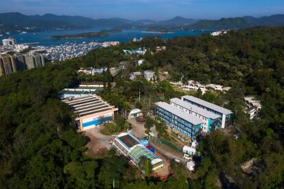 Sai Kung Outdoor Recreation Centre Temporary Quarantine Facilities, Hong Kong