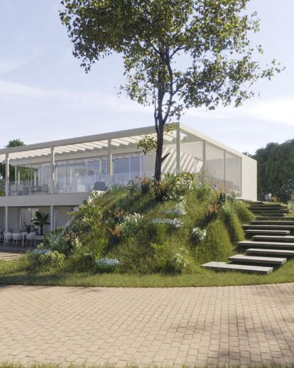 Albardanera House