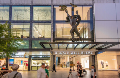 Rundle Mall Plaza