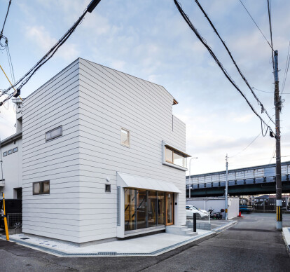 House Y in Ishibashi
