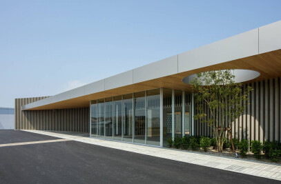 Welfarehouse in Omuta