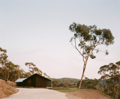 Two Sheds and Site - Two Sheds is a bush retreat, in the hills to the west of Lorne.