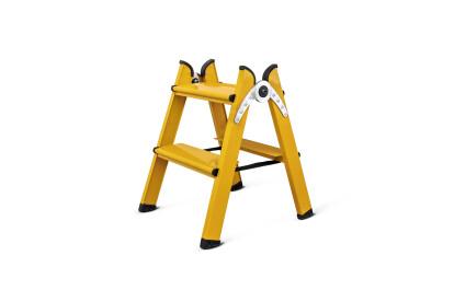 DUO Stepladder - Yellow