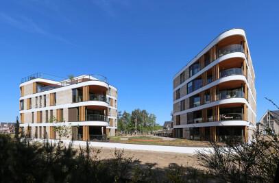 Appartementengebouw De Verbinding