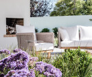 Norfolk Outdoor Sofa and Lounge Chair