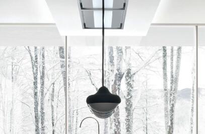 54″ Skylight Ceiling/Soffit Range Hood