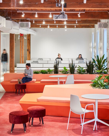 Lift & Co's Eclectic Toronto Office