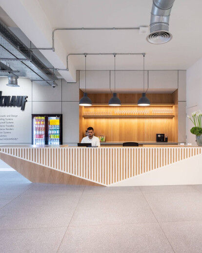 Knauf Showroom