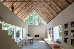 Brickmaster's house extension uses brick in an unexpected way