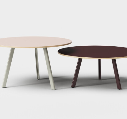 Big Lite Round Modular Table System