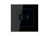 USB Charger USB-A/C A 550 black