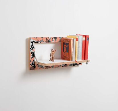 Fläpps Shelf 60x27-1 - Printed