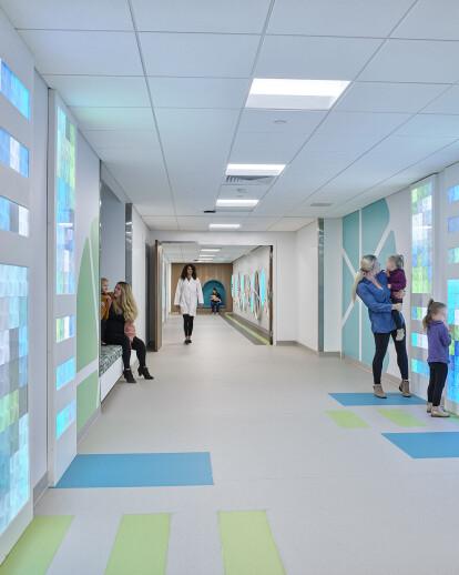 Seraph-McSparren Pediatric Inpatient Center
