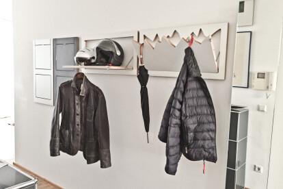 Fläpps Wardrobe/Coatrack Hillhang