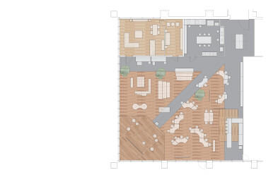 Bridge Terminal Floor Plan