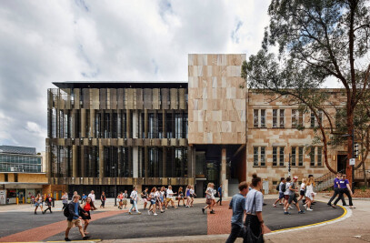 University of Queensland Global Change Institute