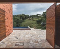 Casa T&T - Vista Pátio Piscina