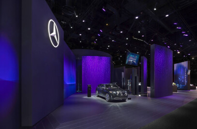 Mercedes-Benz CES 2020