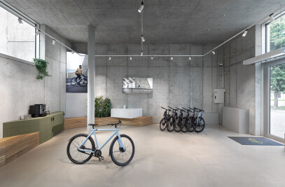 VanMoof Brand Store