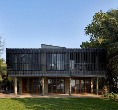 House in a Beach Garden Alibaug