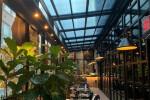 Moxy Chelsea Retractable Skylight