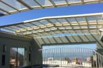 Residential Retractable Skylight